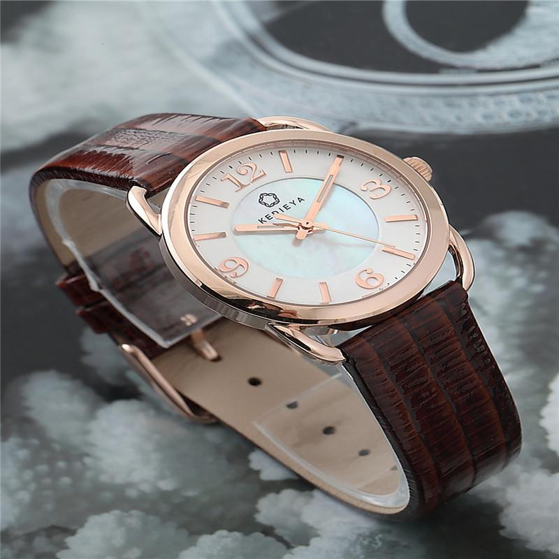 士时装腕表皮带手表【图片