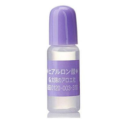 日本COSME大赏太阳社玻尿酸透明质酸原液10ml 高效保湿补水