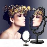 奢华复古安娜苏风格带座化妆镜