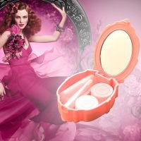 安娜苏风格蔷薇花隐形眼镜盒