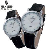 曼帝诺1806款简约情侣手表