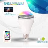 一只神奇的灯泡:智能蓝牙音箱 音响LED灯(会唱歌的蓝牙