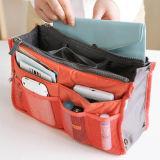 【创意收纳】多功能双拉链多层收纳包 整理包