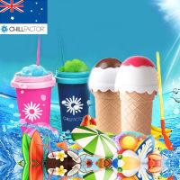 澳大利亚进口Chill Factor自制奶昔冰沙杯/自制冰淇淋杯 二选一(国际安