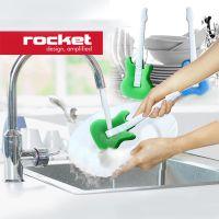 意大利Rocket吉他刷碗海绵(含两块海绵)