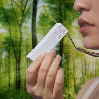 xdoor miniair个人挂绳便携式负离子空气净化器-白色款(让你每一次呼吸