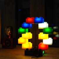 美国Light Stax创意LED积木灯