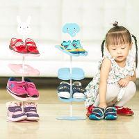 SAFEBET专利正品卡通动物日式立体儿童鞋架