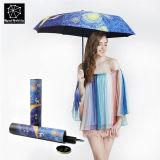 Realbrella锐乐鹿寒不会淋湿肩膀的黑胶晴雨伞
