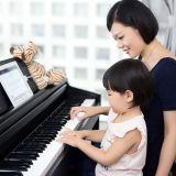 The ONE智能钢琴数码电钢琴88键重锤乐器(黑色)赠