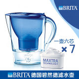 碧然德Brita滤水壶Marella3.5L(一壶七芯优