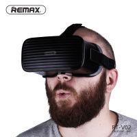 REMAX睿量VR一体机WIFI连接观影神器(赠送苹果安卓手机通用 入耳式线控