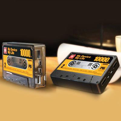 Remax睿量10000毫安聚合物创意磁带移动电源
