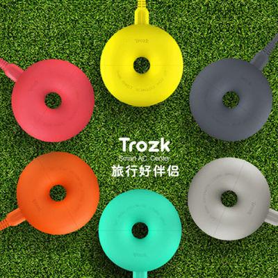 【搭讪神器】TROZK特洛克甜甜圈智能移动插座