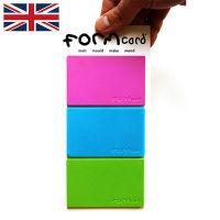 英国FORMcard可塑卡 神奇补丁贴多功能家用修补万能工具(三块装 颜色随