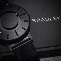 美国EONE The Bradley 磁力触感手表|尊贵纯黑