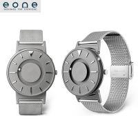 美国EONE The Bradley磁力触感手表|经典银灰