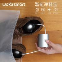 wokesmart APP控制智能净鞋宝