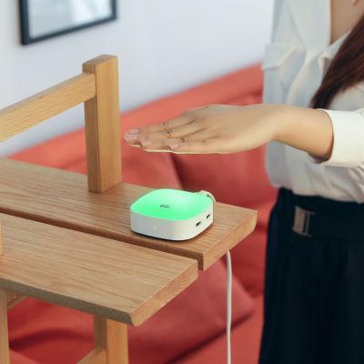 实智C1多口USB快充悬浮手势控制led灯