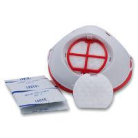 朗沁 儿童款穿戴式空气净化口罩配件 滤棉 10片/盒