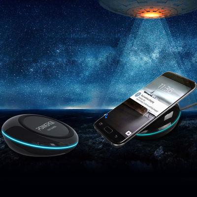 倍力奇手机快速无线充电飞碟充电器(无线接收壳需单买)