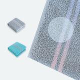 MintBlue纯棉柔软超强吸水性生态感应智能毛巾成人款