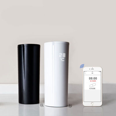 waterever 可以社交互动的智能提醒水杯