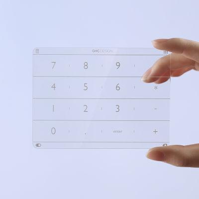 超薄九宫格智能键盘