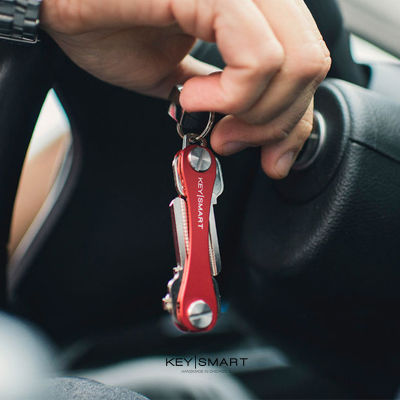 口香糖大小的钥匙收纳器