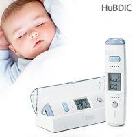 韩国hubdic非接触式红外线液晶体温计