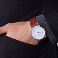 MAS CARNEY智能情侣色手环手表单只装(头层牛皮系列 )