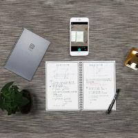 Elfinbook 可重复书写云端备份笔记本:自带一支笔