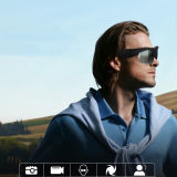 leapower智能摄像眼镜1080P 高清行车记录仪