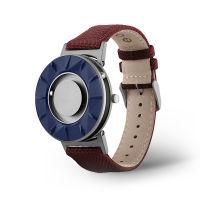 美国EONE The Bradley磁力触感手表礼盒套装——蓝&红