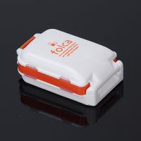 日本FOLCA小药盒子便携随身收纳药盒子