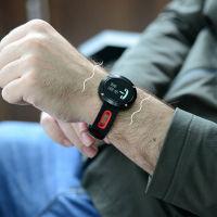 艾尔仑DM58智能手环 心率血压检测 蓝牙手表