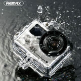 REMAX/睿量SD-02微型  防水防抖  4k108