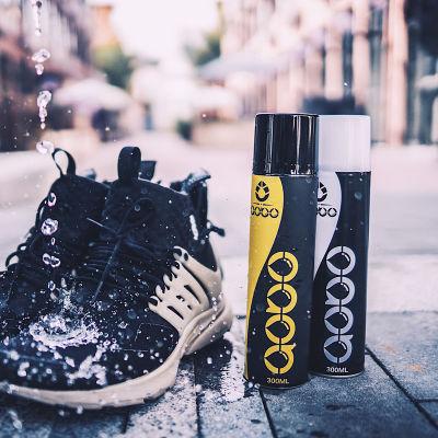 防水防塵防污鞋子噴霧劑