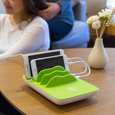 艾泡ayepow手机无线多功能充电器