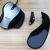 麦塔奇保手派人体工学有线鼠标 防鼠标手 健康侧卧鼠标
