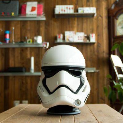 香港CAMINO星球大战白兵1:1头盔蓝牙音箱