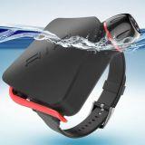 SURFING CAT防溺水冲气救生手环|黑色(自带两个