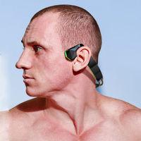KSCAT nice5骨传导蓝牙耳机 无线挂耳式运动防水蓝牙耳机 4.1立体声