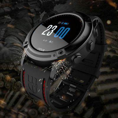 军拓JTOUR铁腕3智能手表运动户外腕表