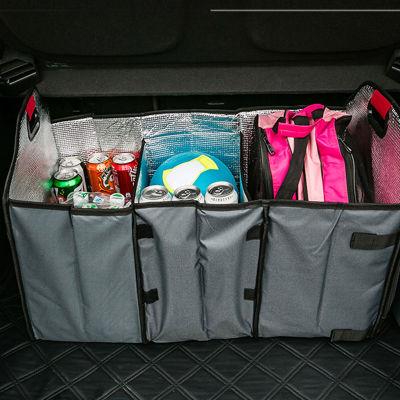 加拿大Catch Caddy可折叠汽车后备箱90L杂物整理箱