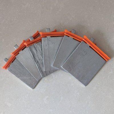 LitePulse鹽水發電LED燈 二代產品專用鋁片(3對/6片)