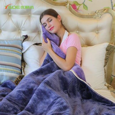 优顺达 碳纤维电热毯 双人被 紫色 1.8*2米