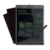 boogieboard液晶手写板blackboard橡皮擦功能电子写字板(高端擦写款)