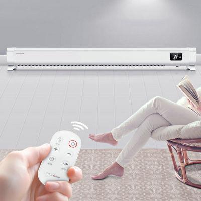 瑞典nathome北欧欧慕踢脚线取暖器(2000w,适用30平米内房间)
