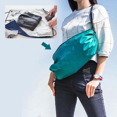 台湾FLATPAC一秒装取可折叠背包